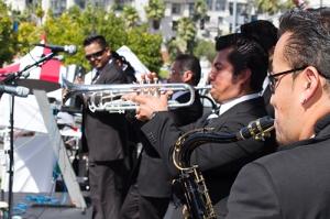 Play those horns... 2013