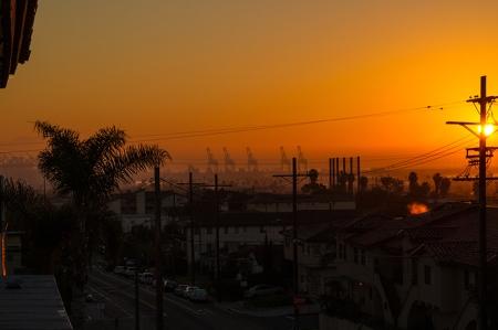 Early morning fog 20150201