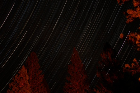 yosemite-star-trails