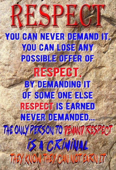 20161201 Respect do not demandFB2