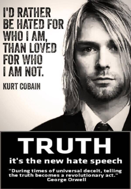 Being who I am Truth